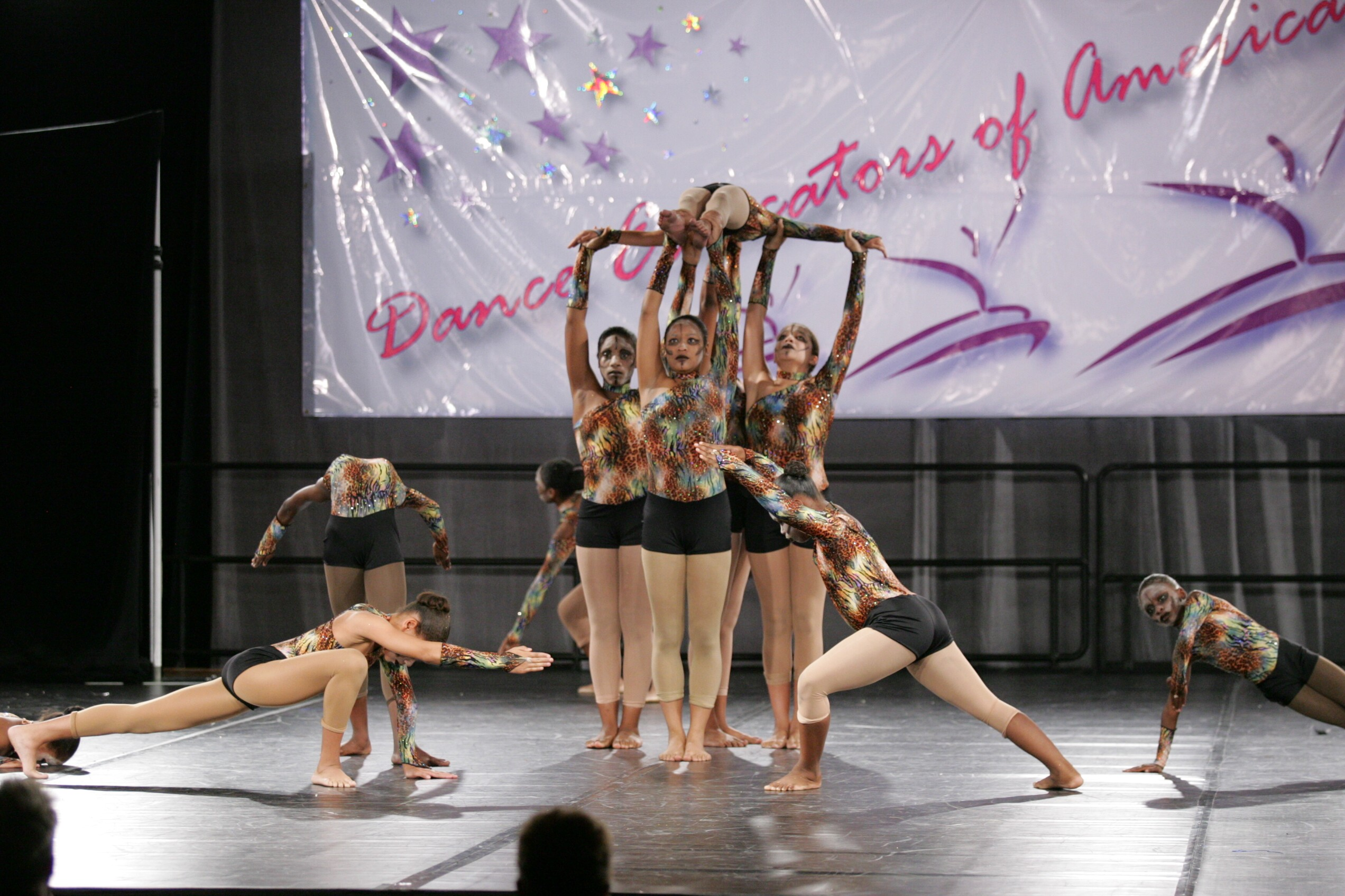 Beachfront Dance School
